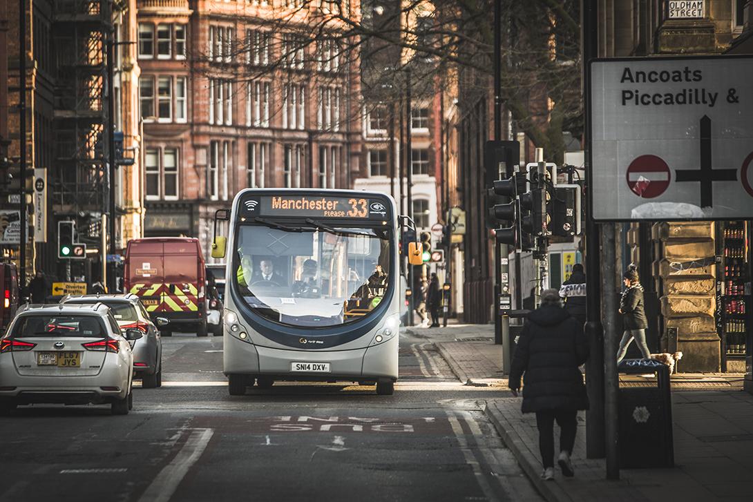 Go North West bus